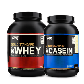 OPTIMUM NUTRITION 24HR PROTECTION GOLD STANDARD WHEY & CASEIN COMBO