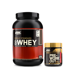 OPTIMUM NUTRITION 100% GOLD STANDARD ADVANTAGE COMBO