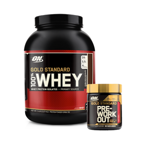 OPTIMUM NUTRITION GOLD STANDARD ADVANTAGE UPSIZE COMBO