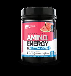 OPTIMUM NUTRITION AMINO ENERGY + ELECTROLYTES