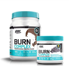 OPTIMUM NUTRITION BURN COMPLEX THERMO COMBO