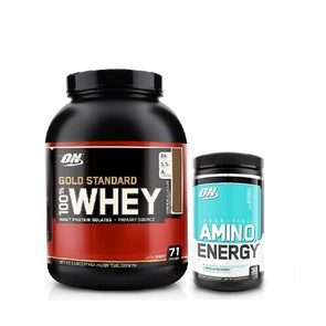 OPTIMUM NUTRITION GOLD STANDARD WHEY AMINO ENERGY COMBO