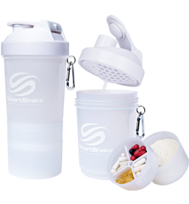 SMART SHAKE SMART SHARKER PURE WHITE