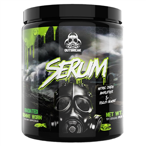 OUTBREAK NUTRITION SERUM V2