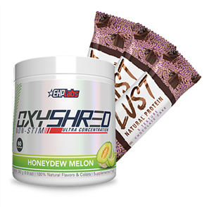 EHP LABS OXYSHRED NON STIM