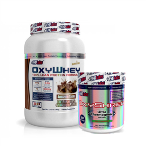 EHP LABS OXY WHEY SHRED COMBO