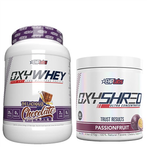 EHP LABS OXYWHEY SHRED COMBO