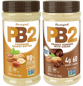 PB2 PB2 POWDERED PEANUT BUTTER DOUBLE COMBO