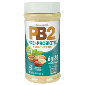 BELL PLANTATION PB2 POWDERED PEANUT BUTTER PRE & PROBIOTIC
