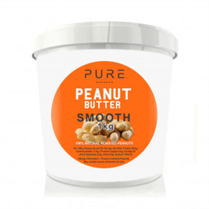 BODYBUILDING WAREHOUSE PURE PEANUT BUTTER SMOOTH