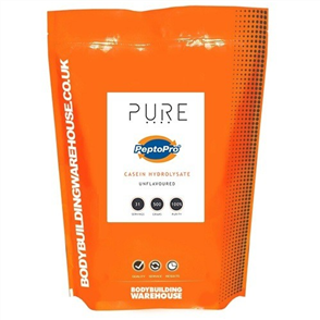 BODYBUILDING WAREHOUSE PURE CASEIN HYDROLYSATE PEPTOPRO