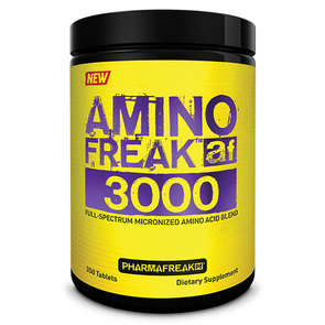 PHARMAFREAK AMINO FREAK 3000