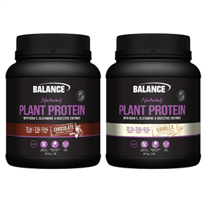 BALANCE PLANT PROTEIN DOUBLE COMBO