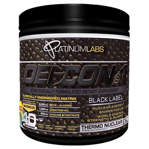 PLATINIUM LABS DEFCON 1 BLACK LABEL