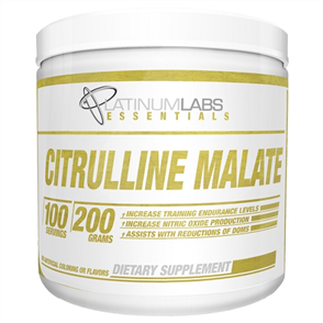 PLATINIUM LABS ESSENTIALS CIRTULINE MALATE
