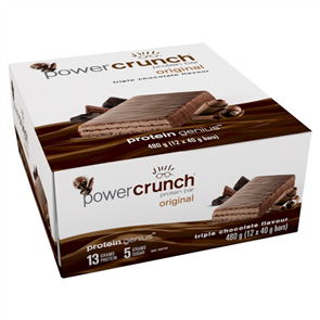 BNRG POWER CRUNCH ORIGINAL PROTEIN BAR