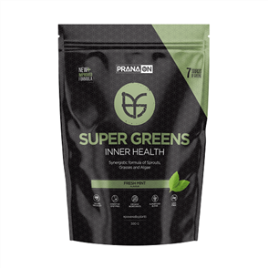 PRANA ON SUPER GREENS INNER HEALTH