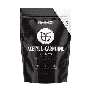 PRANA ON ACETYL L-CARNITINE