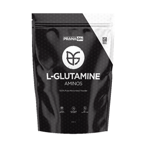 PRANA ON L-GLUTAMINE