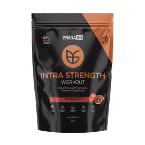 PRANA ON INTRA STRENTH WORKOUT