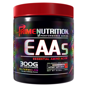 PRIME NUTRITION EAA'S ESSENTIAL AMINO ACIDS