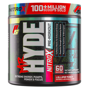 PRO SUPPS MR HYDE NITRO-X