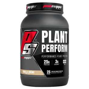 PRO SUPPS PLANT PERFORM PROTEIN POWDER