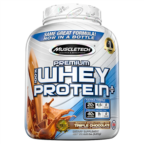 MUSCLETECH PREMIUM 100% WHEY PLUS