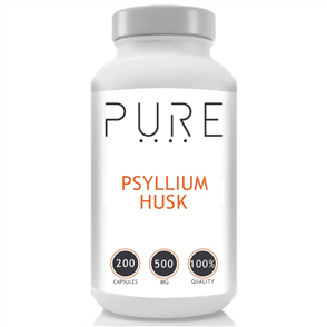 BODYBUILDING WAREHOUSE PSYLLIUM HUSK 500MG