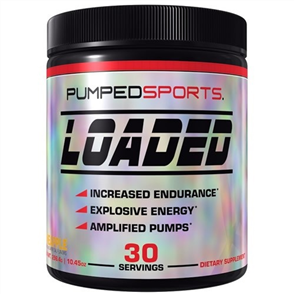 PUMPED SPORTS LOADED