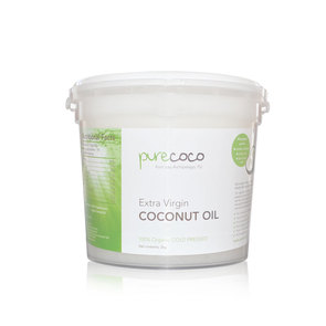 PURECOCO EXTRA VIRGIN COCONUT OIL 2KG BUCKET