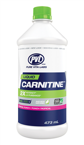 PVL WHITE LIQUID L-CARNITINE