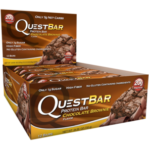 QUEST NUTRITION QUEST BARS