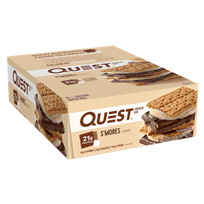 QUEST NUTRITION QUEST BARS