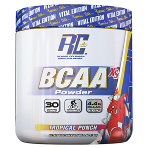 RONNIE COLEMAN BCAA XS
