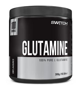 SWITCH NUTRITION ESSENTIALS GLUTAMINE