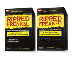 PHARMAFREAK RIPPED FREAK 2.0 DOUBLE COMBO