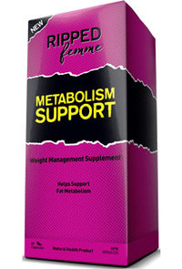PHARMAFREAK RIPPED FEMME METABOLISM SUPPORT