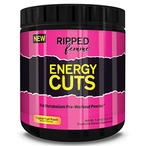 PHARMAFREAK RIPPED FEMME ENERGY CUTS