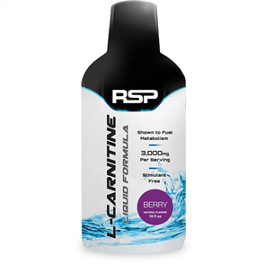 RSP NUTRITION L-CARNITINE LIQUID