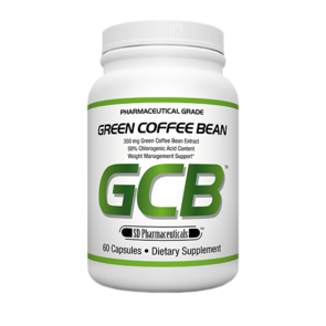 SD PHARMACEUTICALS GREEN COFFEE BEAN