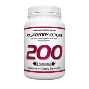 SD PHARMACEUTICALS RASPBERRY KETONE