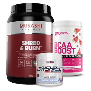 SPRINT FIT SEPTEMBER SHRED STACK OF THE MONTH
