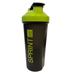 SPRINT FIT GUNSMOKE & LIME SHAKER