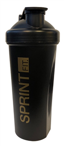 SPRINT FIT BLACK & GOLD SHAKER