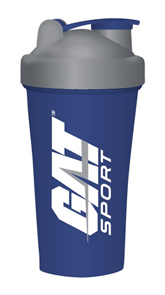 GAT SPORT SHAKER BOTTLE 700ML