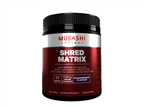 MUSASHI SHRED MATRIX