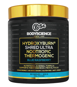 BSC BODY SCIENCE ULTRA HYDROXYBURN SHRED