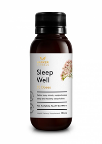 HARKER HERBALS SLEEP WELL