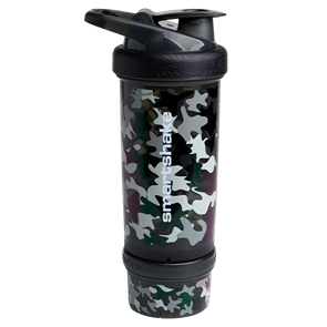 SMART SHAKER REVIVE CAMO BLACK